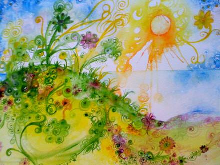 earth bouquet